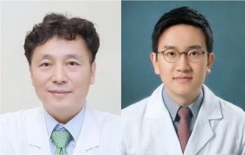 서울아산병원 이재홍 교수(왼쪽)와 노지훈 교수. - 서울아산병원 제공